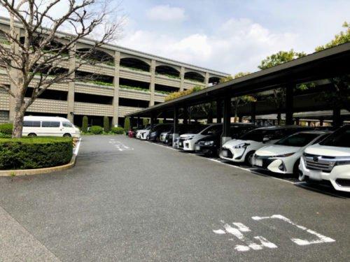 ホテルミラコスタ(Hotel Miracosta) 駐車場(Parking Lot)